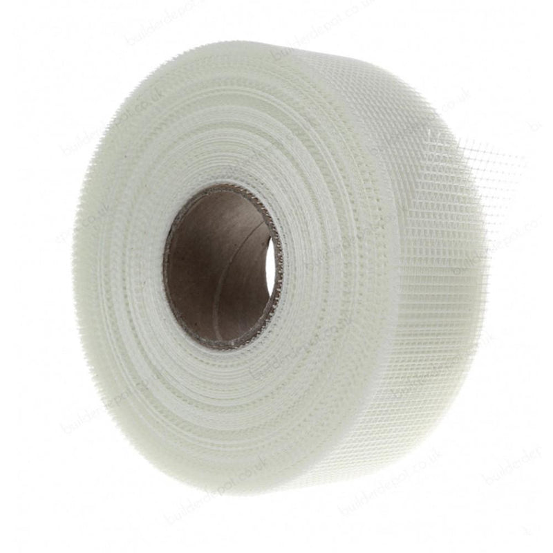 PlasterX/iQuip - MegaGrip Fibreglass Joint Tape 90/20m x 50mm-Plasterboard Tools-PaintAccess.com.au
