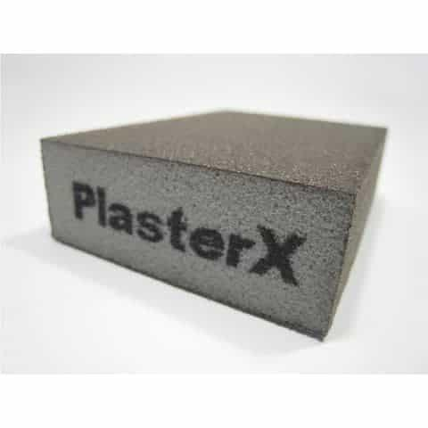 PlasterX - Flexible Sanding Block Dual Grit Fine & Medium grit