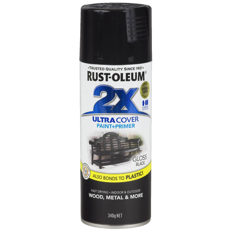 Rust-Oleum General Purpose 2x Ultra Cover Gloss-Paint additive-PaintAccess.com.au