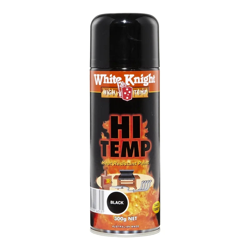 WHITE KNIGHT® High Temp Spray Paint 300g