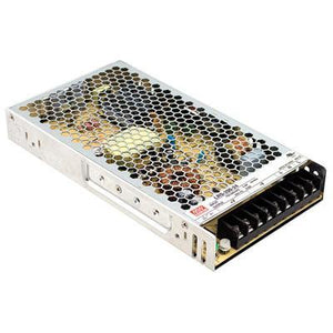 LRS-200-5 200W Low Profile Single Output Switching - ADVICE.CO.IL