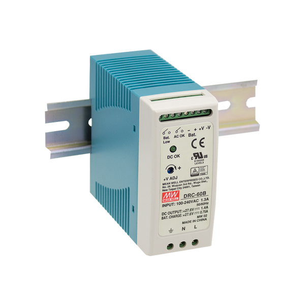 Din Rail Power Supply Security