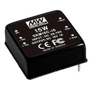 SKM15A-15 - MEANWELL POWER SUPPLY