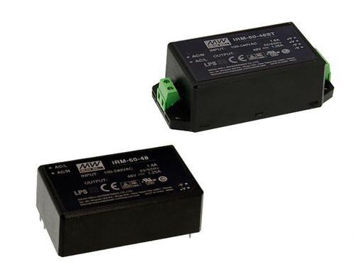IRM-60-24ST 60W single out encapsulated type in 85-264vac; 24V/2.5A;Screw terminal
