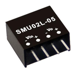 SMU02N-15 - MEANWELL POWER SUPPLY