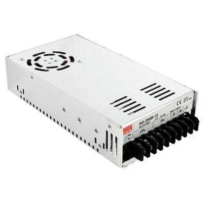 SD-350B-48 350W Single Output DC-DC Converter In19-36V Out 48V/7.3A