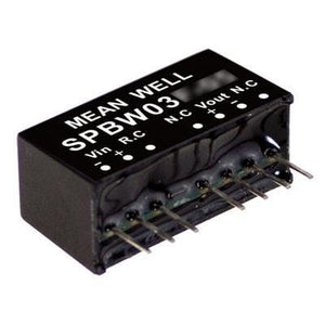 SPBW03G-15 - MEANWELL POWER SUPPLY