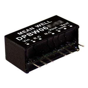 DPBW06F-15 - MEANWELL POWER SUPPLY