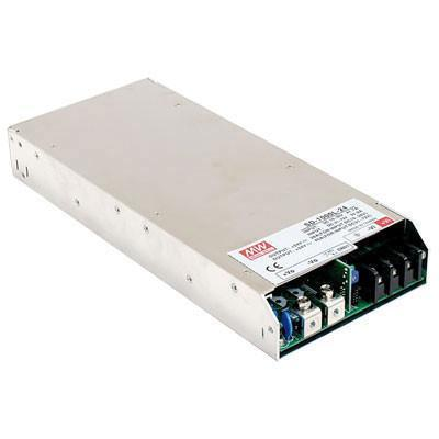 SD-1000H-24 1000W Single Output DC-DC Converter In 72-144V Out 24V/0-40A