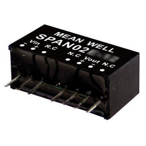 SPAN02C-12 ;SPAN02C-15 - MEANWELL POWER SUPPLY