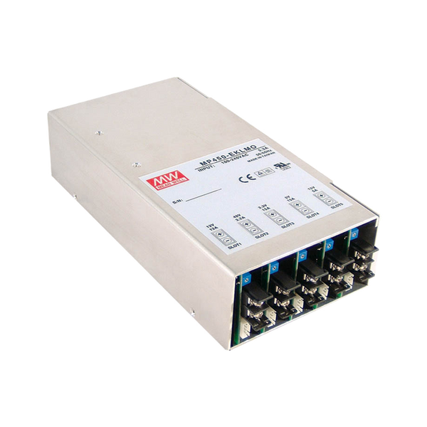 Modular Telecom Power Supply