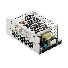 RPS-120-24C 120W Medical Open Frame P.S. Single Out 24V/0-5A with Cage