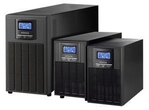 UPS Online TopVision PRO 1-3KVA series - ADVICE.CO.IL