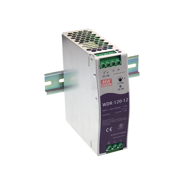 Din Rail Power Supply  100W - 500W