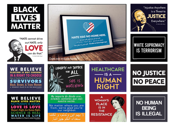 Protest Signs or Posters – Bulk Order
