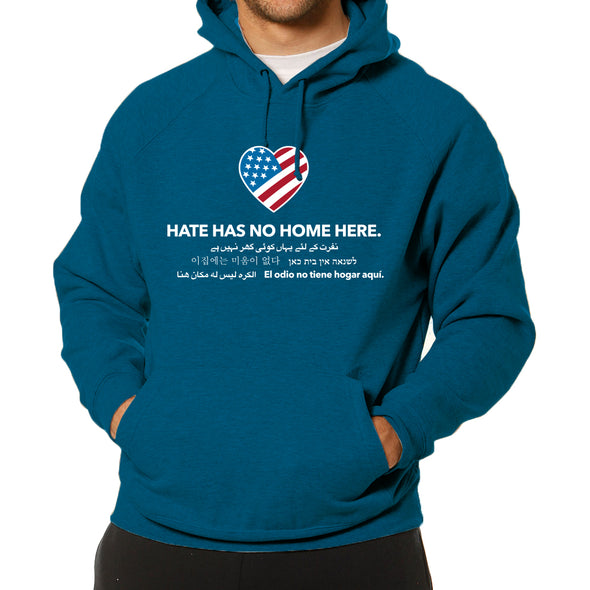 Hate Has No Home Hoodie