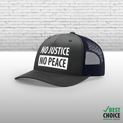 No Justice No Peace Hats