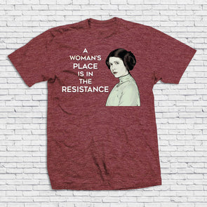 Princess Leia Shirt - Free Shipping!