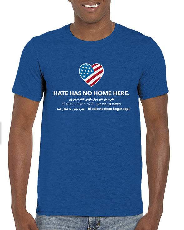 Hate Has No Home Here Shirt - Free Shipping!