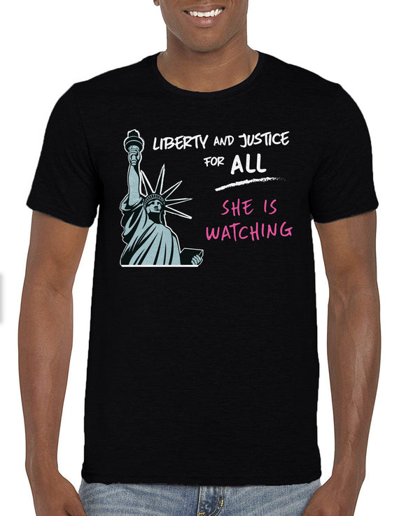 Lady Liberty Shirt