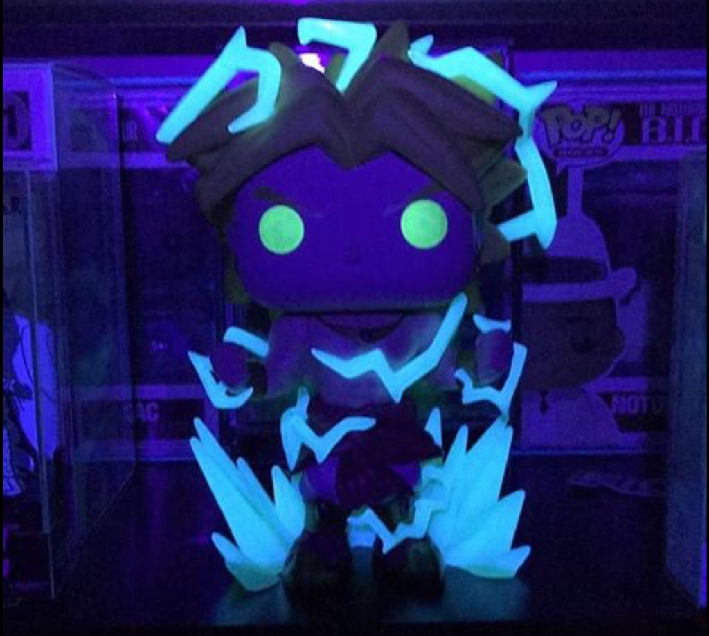 6 inch Broly DBZ GITD preview
