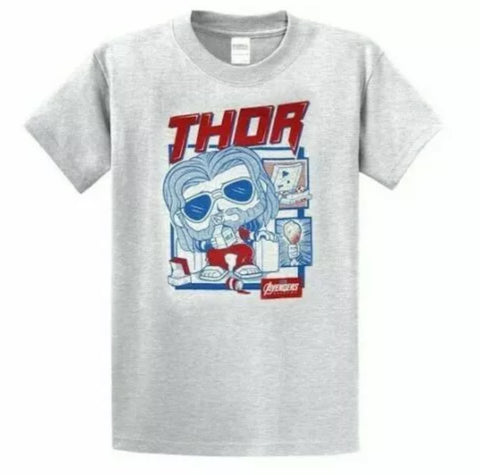 Funko Pop Thor T-shirt Size 3XL - Vaulted Collection LLC