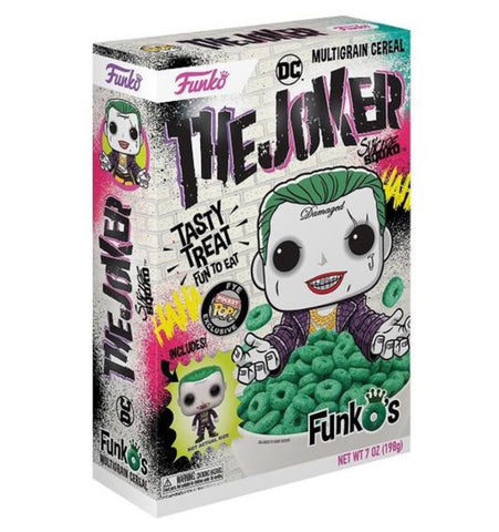 Funko Pop The Joker Cereal - Vaulted Collection LLC