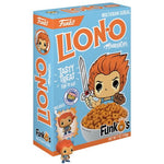 Funko Pop Lion-o Cereal Thundercats - Vaulted Collection LLC