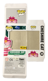 Cheshire Cat 35 Disney Hot Topic Exclusive Replacement Box - Vaulted Collection LLC