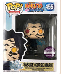 Funko Pop Sasuke ( Curse Mark ) 455 Naruto Convention Exclusive - Vaulted Collection LLC