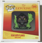 Scar With Flames Chase Funko Pop Disney Hot Topic Exclusive - Vaulted Collection LLC