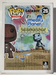 Sackboy 26 Little Big Planet Replacement Box - Vaulted Collection LLC