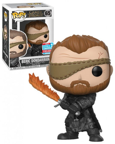 Pop TV: Game of Thrones - Beric Dondarrion (Exclusive) - Vaulted Collection LLC