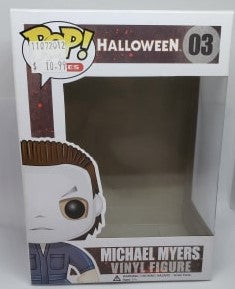 Funko Pop 03 Halloween Michael Myers Replacement Box - Vaulted Collection LLC