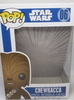 Funko Pop 06 Star Wars Chewbacca Replacement Box - Vaulted Collection LLC