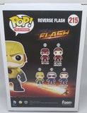 Funko Pop 215 DC Reverse Flash Replacement Box - Vaulted Collection LLC