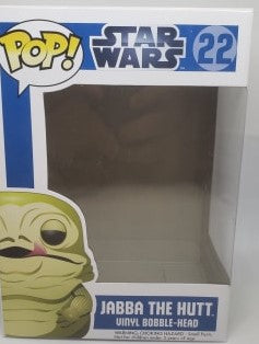 Funko Pop 22 Star Wars Jabba the Hutt Replacement Box - Vaulted Collection LLC