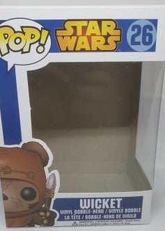 Funko Pop 26 Star Wars Wickett Replacement Box - Vaulted Collection LLC