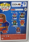 Funko Pop 27 Domo Superman Replacement Box - Vaulted Collection LLC