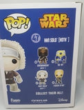 Funko Pop 47 Star Wars Han Solo Hoth Replacement Box - Vaulted Collection LLC