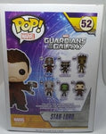 Funko Pop 52 Star-Lord Replacement Box - Vaulted Collection LLC
