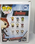 Funko Pop 91 Avengers Black Widow Replacement Box - Vaulted Collection LLC