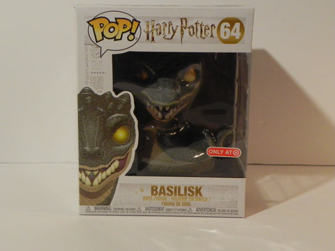 Funko Pop Basilsk 64 Harry Potter Target Exclusive - Vaulted Collection LLC