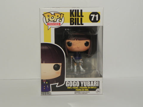 Funko Pop GoGo Yubari 71 Kill Bill - Vaulted Collection LLC