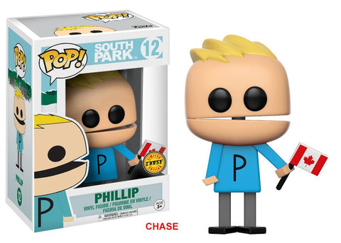 Funko Pop Phillip 12 Chase South Park - Vaulted Collection LLC