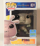 Funko Pop Pting 831 Dr Who SDCC Pop Television - Vaulted Collection LLC