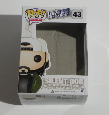 Funko Pop Silent Bob 43 Pop Movies Replacement Box - Vaulted Collection LLC