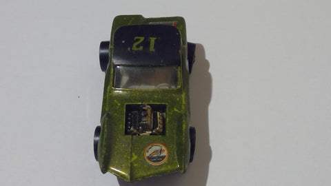 Hot Wheels Redline 1968 Python Lime Green - Vaulted Collection LLC