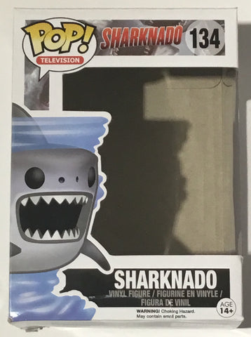 Sharknado 134 Funko Pop Replacement Box - Vaulted Collection LLC