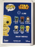 C-3Po 13 Sdcc Funko Pop Replacement Box - Vaulted Collection LLC